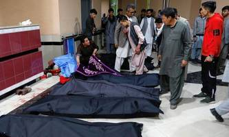 Dutzende Schüler bei IS-Anschlag in Kabul getötet oder verletzt