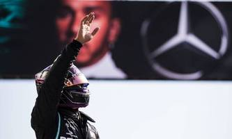 Lewis Hamilton, endgültig die Nummer 1 der Formel 1