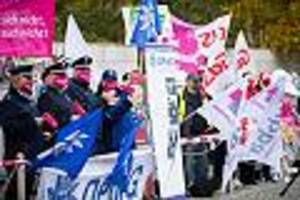 ende der marathon-verhandlungen - tarif-durchbruch: warum dennoch streiks kommen, welche gruppe sogar geld einbüßt