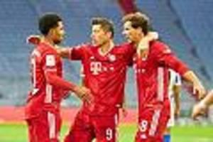 FC Bayern - Keine Quarantäne mehr: Serge Gnabry darf wieder spielen