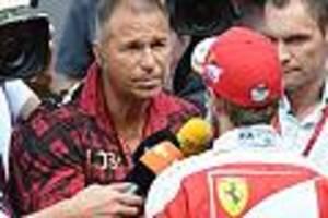 Wegen Corona ist jetzt Schluss - Früher als geplant: Formel-1-Kultreporter Ebel vor seinem letzten Rennen