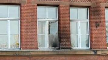 berlin: brandsätze auf rki-gebäude geworfen