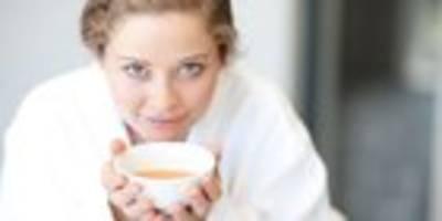 Lesen Sie Ihre Zukunft im Tee