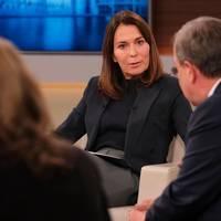 TV-Talk: Wie blöd von mir: Anne will geknickt nach Masken-Gate im Abspann ihrer Talkshow