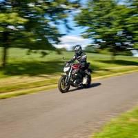 Rekord-Steigerung : Einfachere Fahrerlaubnis und Corona sorgen für Kraftrad-Boom