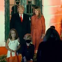 Video: Doppelgänger im Weißen Haus!