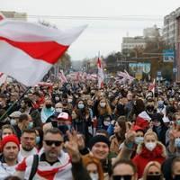 Proteste gegen Lukaschenko: Opposition in Belarus ruft zu Generalstreik auf
