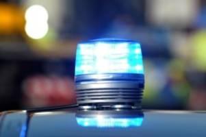 Unfälle: Zwei Tote und 90 Verletzte am Wochenende in Brandenburg
