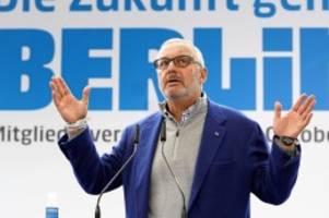 Hertha BSC: Was Herthas Präsident in den nächsten vier Jahren vorhat