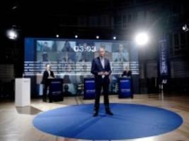 CDU-Parteitag: Lost in Corona