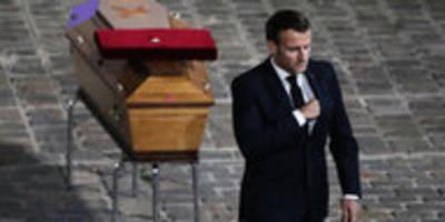 debatte über islamismus in frankreich: ins wepennest der laizität