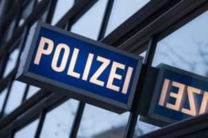 kriminalität: großkontrolle in sammelunterkünften in bad fallingbostel