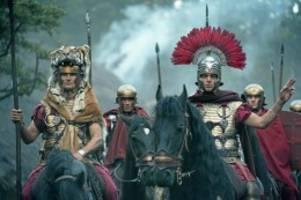 Medien: Netflix-Serie Barbaren: Römer, geht nach Hause!
