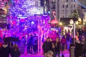 Pandemie: Erste Hamburger Weihnachtsmärkte wegen Corona abgesagt