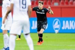 5. Spieltag: Doppelpack gegen Augsburg: Bayer dank Alario auf Platz vier