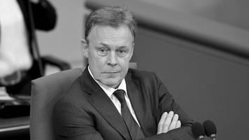 Rehlinger würdigt gestorbenen Thomas Oppermann