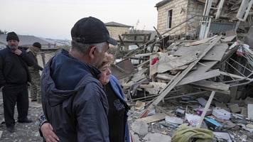 dritter anlauf: waffenruhe in berg-karabach scheitert