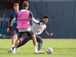 FC Bayern in der Champions League: Auch Gnabry darf nach Moskau reisen