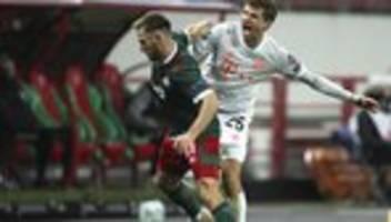 Champions League: Bayern München gewinnt gegen Lokomotive Moskau