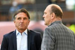 Hertha BSC: Vor Wiedersehen: Warum sich Labbadia und Wolfsburg trennten