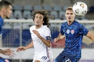 Hertha BSC: Nach Quarantäne: Guendouzi darf bei Hertha auf Debüt hoffen