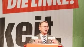 Ramelow: Keine Thüringer Zustimmung zu Lockdown