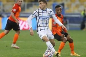 Gladbach-Gegner Donezk und Inter trennen sich torlos