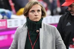 Kathleen Krüger - die wichtigste Frau des FC Bayern