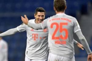 Lok Moskau - FC Bayern live im TV & Stream - Free-TV? Übertragung in der Champions League heute am 27.10.20