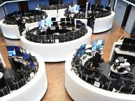 2000 Punkte seit September: Dax bricht mit Lockdown-Pessimismus ein