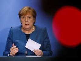 Kanzlerin verteidigt Maßnahmen: Merkel: November wird nationale Kraftanstrengung