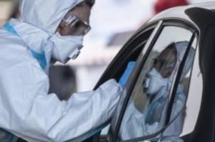 Fallzahlen in Deutschland: RKI meldet Höchstwert bei Corona-Neuinfektionen