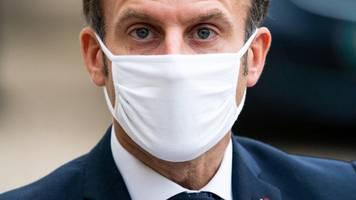Zweite Welle tödlicher: Macron ruft neuen Lockdown in Frankreich aus