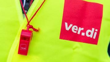 Warnstreiks: Drei baden-württembergische Verkehrsbetriebe