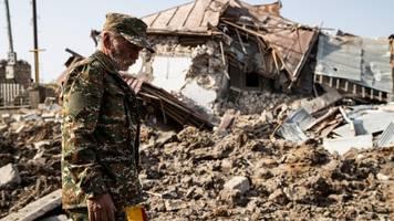 bergkarabach: erneut viele tote und verletzte im konflikt um südkaukasusregion