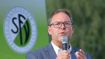 Sachsens Fußball-Präsident Winkler entsetzt über Beschlüsse