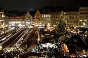 Christkindlesmarkt abgesagt: Zumindest ein Christbaum kommt auf Rathausplatz