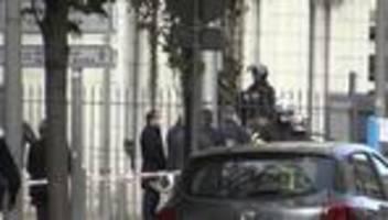 Nizza: Mehrere Tote bei einem Messerangriff