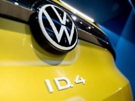 Nach Corona-Einbruch im Frühling: VW nimmt langsam wieder Fahrt auf