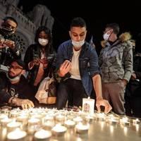 Macron verurteilt islamistischen Terroranschlag: Frankreich steht nach tödlicher Messerattacke in Nizza unter Schock