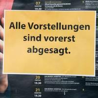 Corona-Pandemie: Wir sind fassungslos: Deutschlands Kultur muss wieder runterfahren