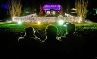 """Corona-Pandemie: """"Christmas Garden"""" und """"Weihnachten im Tierpark"""" abgesagt"""