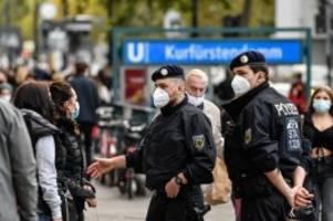 Corona-Pandemie: Die Berliner Corona-Regeln in der Übersicht