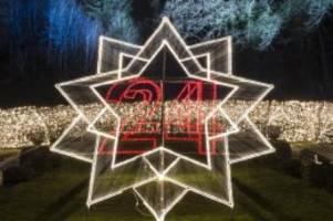 Gesundheit: Corona: Christmas Garden im Botanischen Garten abgesagt