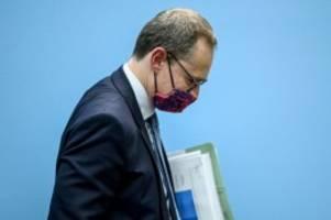 Senat: Müller nennt Teil-Lockdown schweren Weg