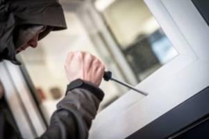 Kriminalität: Weniger Einbrüche im Herzogtum in der Corona-Krise
