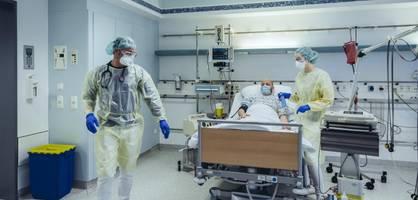 """intensivmediziner loben corona-auflagen als """"richtig und überfällig"""""""