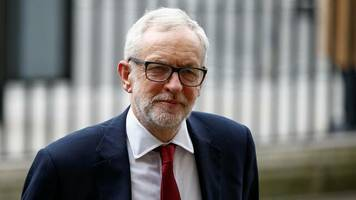Großbritannien: Britische Labour-Partei schließt Ex-Chef Corbyn aus