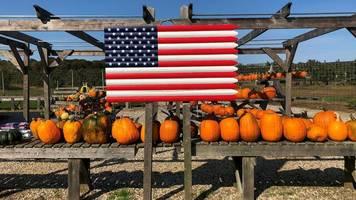 Drittes Quartal: US-Wirtschaft ist in Rekordtempo gewachsen