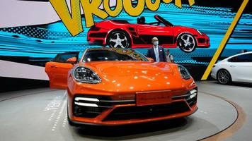 VW-Tochter: Porsche trotz Corona-Einbußen mit zweistelliger Rendite